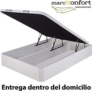 marckonfort Canapé abatible 180X200 de Gran Capacidad con