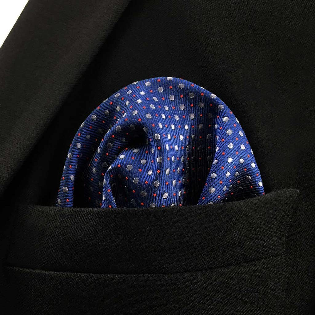 XQWLP Business Multicolor Pocket We OFFer at cheap prices Square Louisville-Jefferson County Mall Gift Classic Mens Suit H