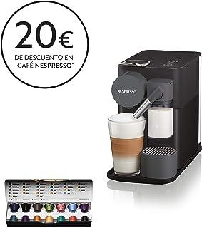 Nespresso De'longhi en 500.b lattissima one black-