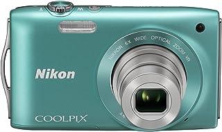 Nikon デジタルカメラ COOLPIX (クールピクス) S3300 ミントグリーン S3300GR