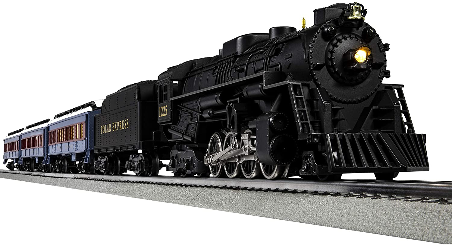 Lionel The Polar Express LionChief 2-8-4 Set with Bluetooth Capability