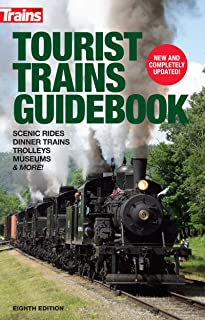 Tourist Trains Guidebook, Eighth Edition