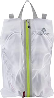 Eagle Creek Pack-it Specter Shoe Sac, White/Strobe (White) - EC-41239002