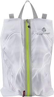Eagle Creek Pack-it Specter Shoe Sac, White/Strobe (White) - EC-41239002