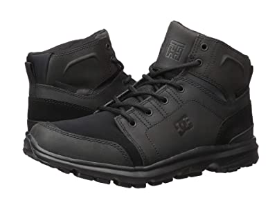DC Torstein (Black/Black/Black) Men