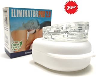 Eliminator Sleep Aid Custom Bruxism Night Mouth Guard Mouthpiece