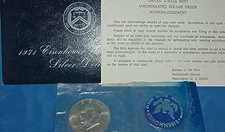 one dollar 1971