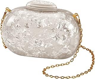 Acrylic Clutch Evening Bag Box Clutch Shoulder Bag Evening Clutch