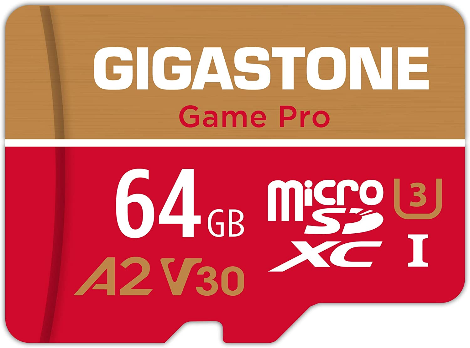 Gigastone 256gb Micro Sd Card 4k Game Pro Nintendo Computers Accessories