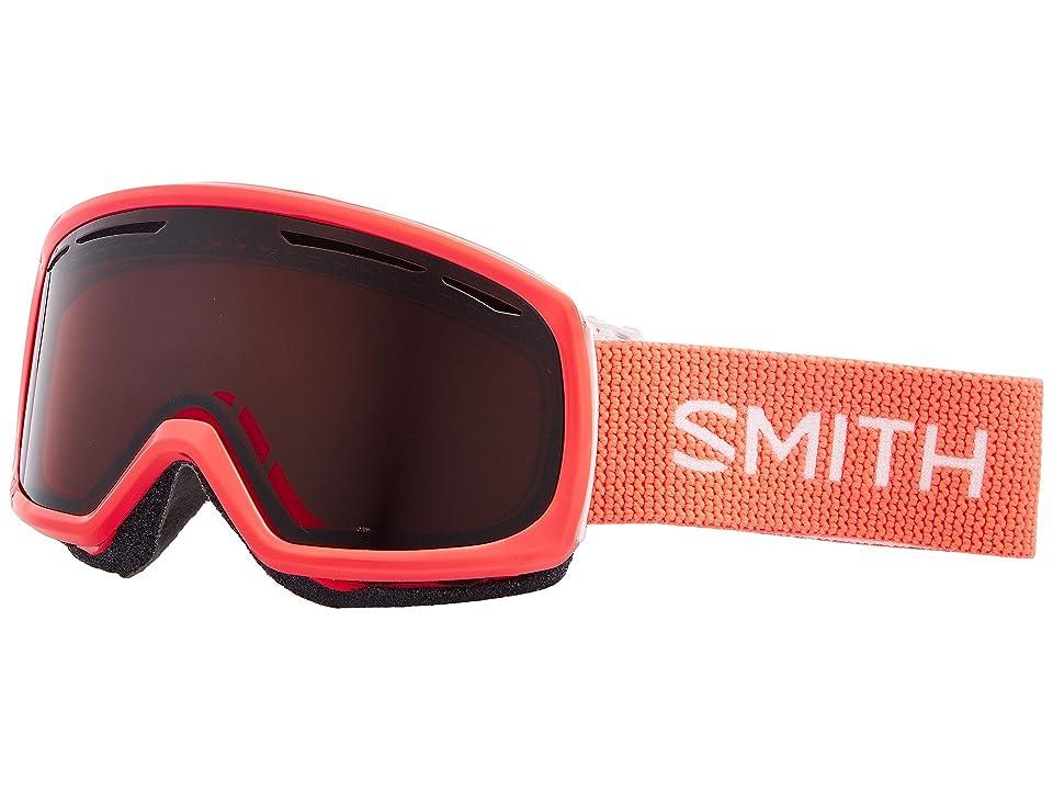 Smith Optics Drift Goggle (Sunburst Frame/RC36/Extra Lens) Snow Goggles