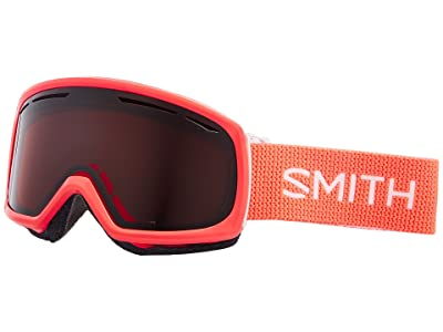 Smith Optics Drift Goggle (Sunburst Frame/RC36/Extra Lens) Snow Goggles