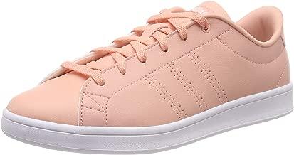 adidas advantage clean qt women's tennis shoes