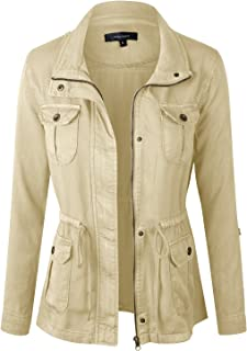 girl utility jacket