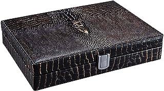 Smoking Set/Cigar Accessories Travel Cigar Humidor, Leather Cigar Travel Humidor Case, Wooden Cigar Box Decorative box