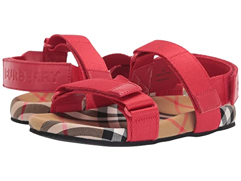 Burberry Kids Redmire VCP Sandal (Toddler/Little Kid)