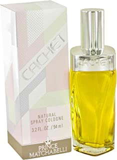 Cachet by Prince Matchabelli for Women - 3.2 Ounce Cologne Spray