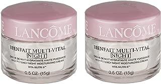 Bienfait Multi-vital Night Moisturizing Cream .5 Oz - NEW (2pc) by Brand New