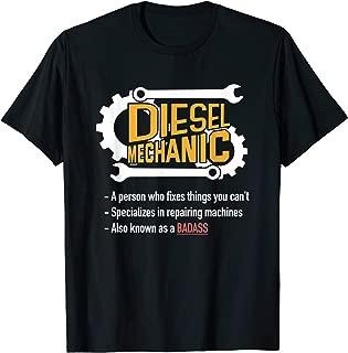 badass diesel shirts