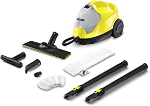 Kärcher SC4 EasyFix Steam Cleaner, Yellow