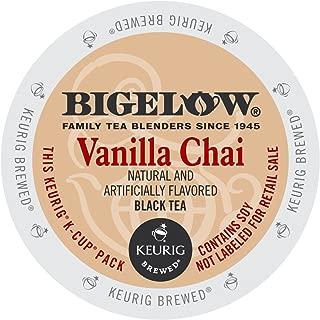 Bigelow Vanilla Chai Tea Kcups 24ct