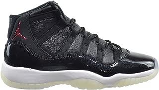 Jordan Air 11 Retro Big Kids Shoes Black/Gym Red-White-Anthracite 378038-002