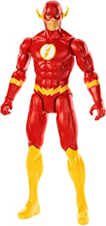 DC Justice League Figura de Acción 30 cm The Flash, Juguetes Niños +3 años (Mattel GDT51) , color/modelo surtido