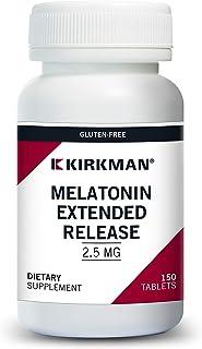 Kirkman Labs Slo-Release Melatonin 2.5 mg - Tablets