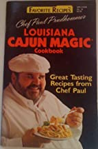 Chef Paul Prudhomme's Louisiana Cajun Magic Cookbook