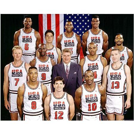 1992 Olympic Dream Team Poster v3