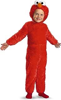 Elmo Plush Deluxe Child Costume