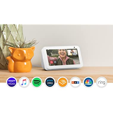 Echo Show 5 – stay connected and in touch with Alexa - Sandstone