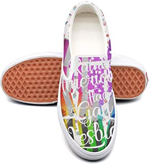 aa5850363f610 Amazon.com: lesbian flag - Shoes / Women: Clothing, Shoes & Jewelry