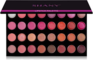 "SHANY Masterpiece 32 Color Gloss/Sheer Lip Palette/Refill - ""THAT FIRST KISS"