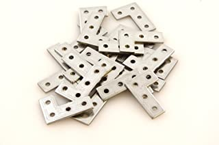 MakerBeam 90 degree brackets (pack of 24) designed for MakerBeam (10x10mm in diameter).
