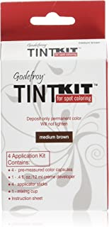 Godefroy 4 Applications Tint Kit, Medium Brown