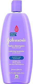 Johnson's Baby Shampoo With Calming Lavender, 15 Fl. Oz
