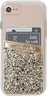 Case-Mate Ultra-slim Self Adhesive Credit Card Wallet Other for Universal - Rose Gold CM035994