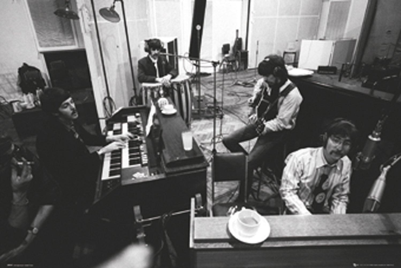 GB Eye LTD, The Beatles, Studio SGT Peppers, Maxi Poster 61x91,5cm: Amazon.es: Hogar