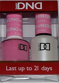 DND Gel & Matching Polish Set (498 - Lipstic)