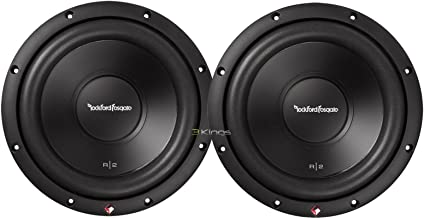 New Pair Rockford Fosgate R2SD4-10 400W 10