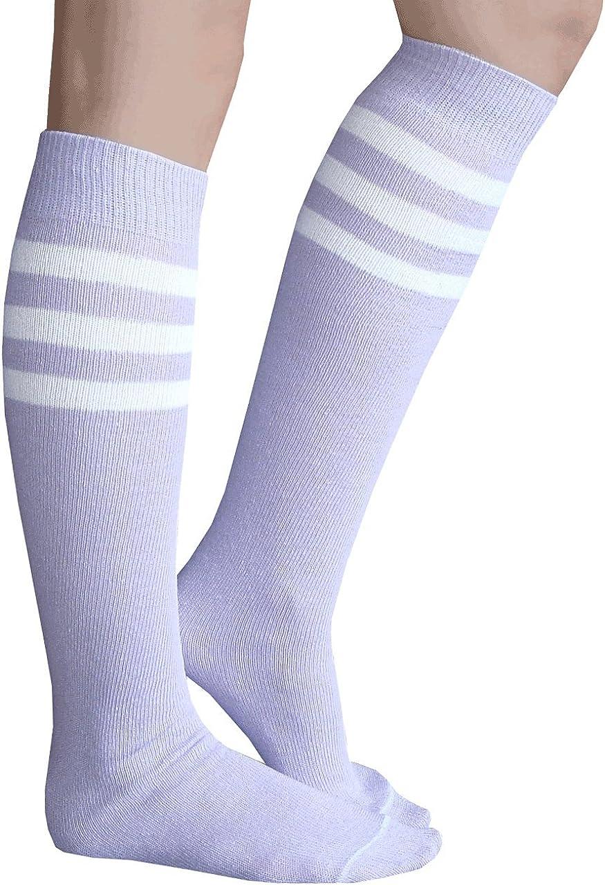 Chrissy's Socks Women's Knee High Tube Socks