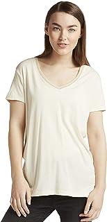 Lee Cooper Women 3017674 LCU20NECKTRI Tshirts