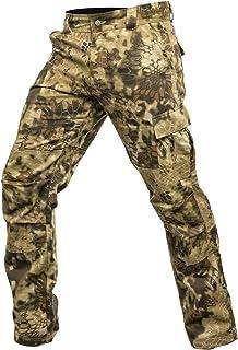 Kryptek Stalker Pant, Stealthy Camo, Quick Drying,...