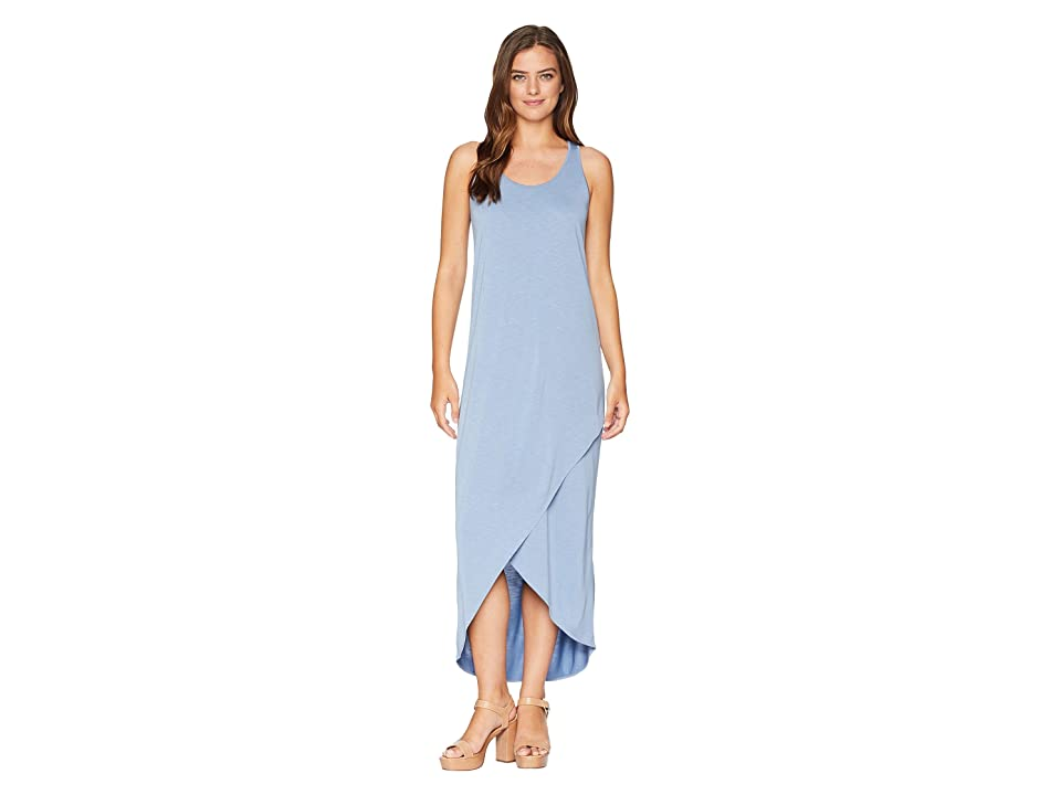 NIC+ZOE Boardwalk Dress (Washed Blue Haze) Women