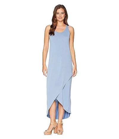 NIC+ZOE Boardwalk Dress (Washed Blue Haze) Women