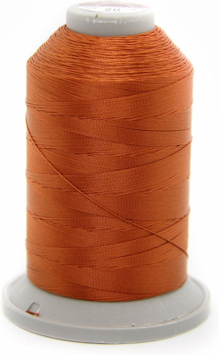 Filament Garn f/ür Leder Blau NTS N/ähtechnik 1000m N/ähgarn Ledergarn 20 Farbauswahl