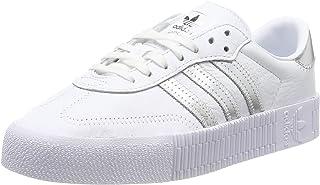 adidas Samba Rose Womens Sneakers White