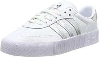 adidas Samba Rose Womens Sneakers White