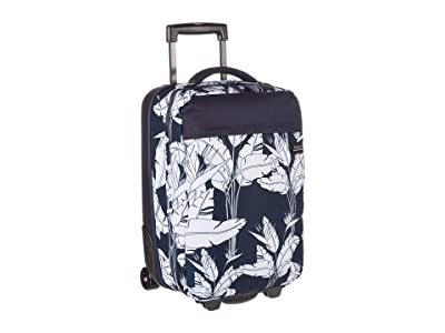 Roxy Feel The Sky Carry-On Luggage (Mood Indigo Flying Flowers S) Bags