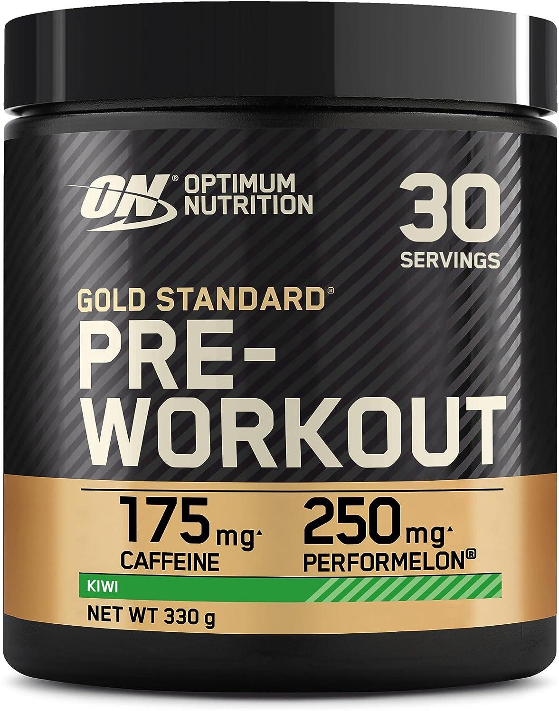 Optimum Nutrition Gold Standard Pre Workout en Polvo